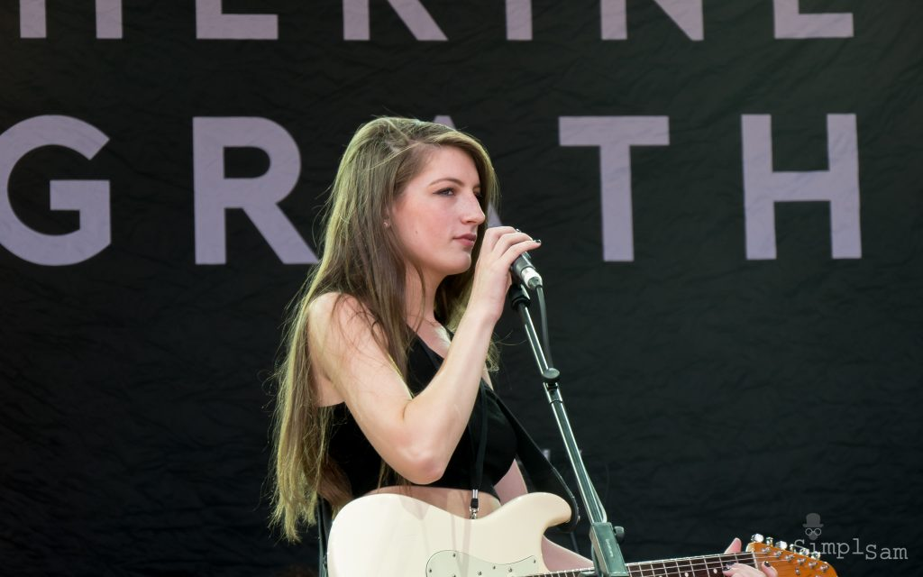 Cornbury 2018 - Catherine McGrath