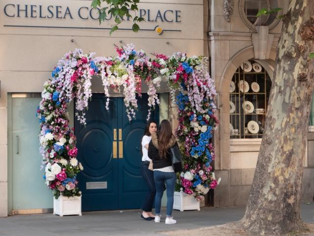 Chelsea in Bloom 2019
