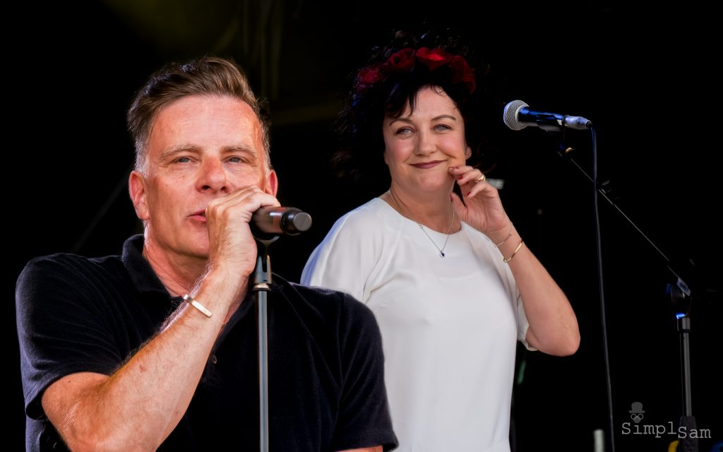 Cornbury 2018 - Deacon Blue