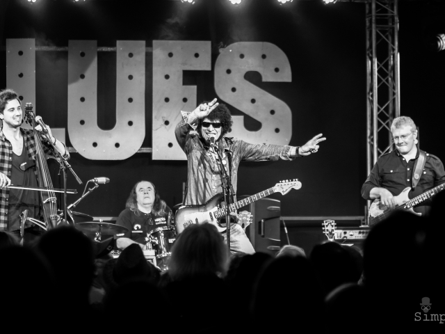 Ealing Blues  Festival 2017 - Mungo Jerry