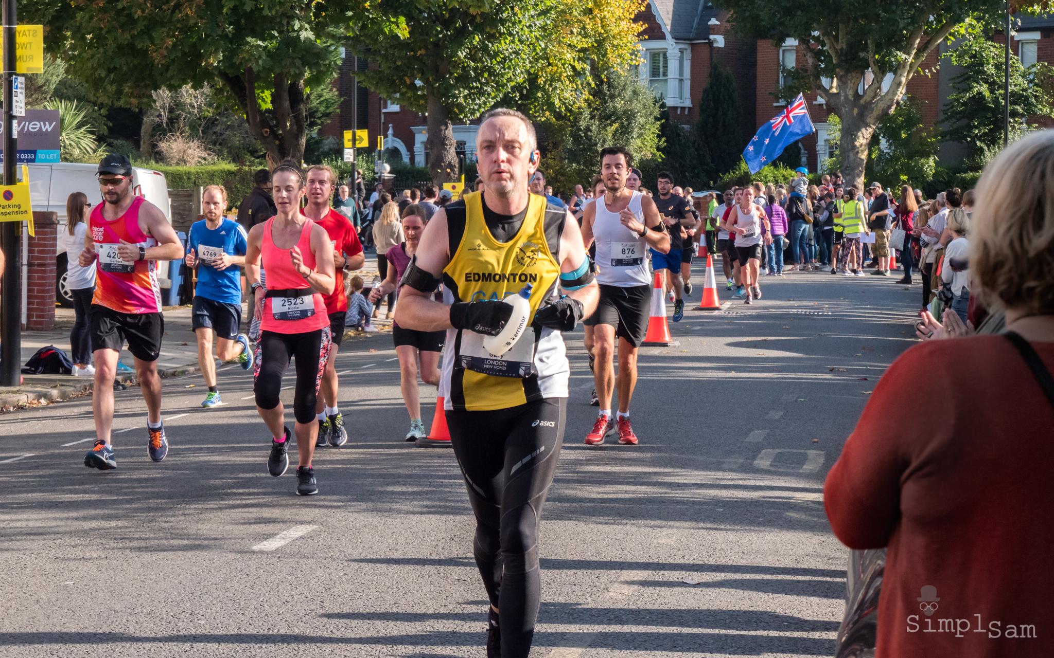Ealing Half Marathon 2017