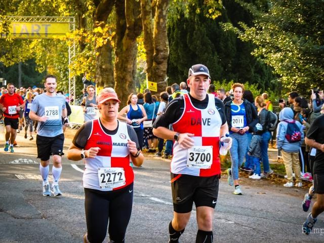 Ealing Half Marathon 2018 - Chequers..