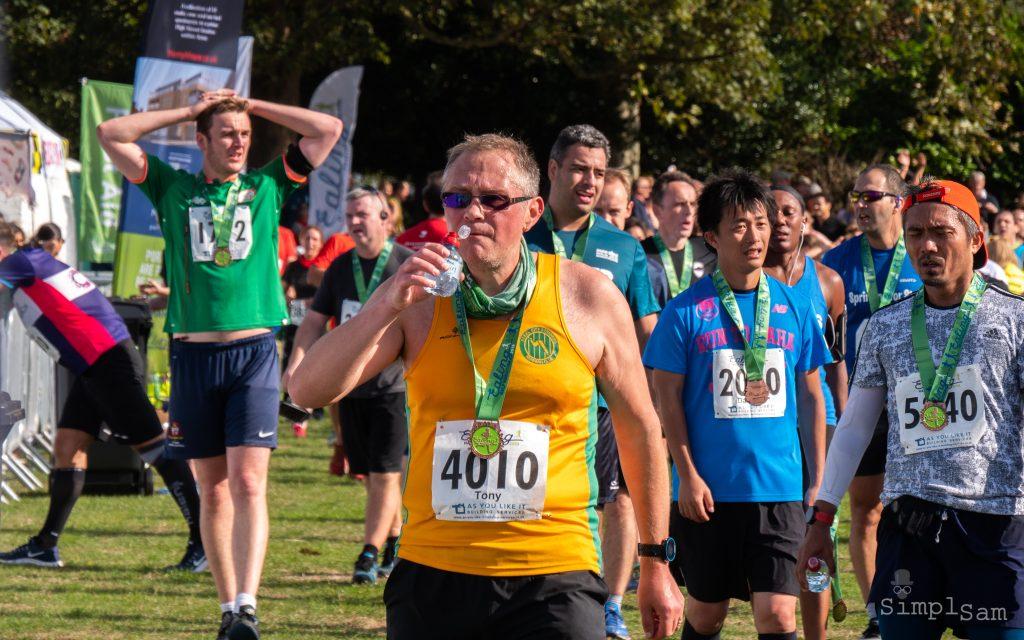Ealing Half Marathon 2018