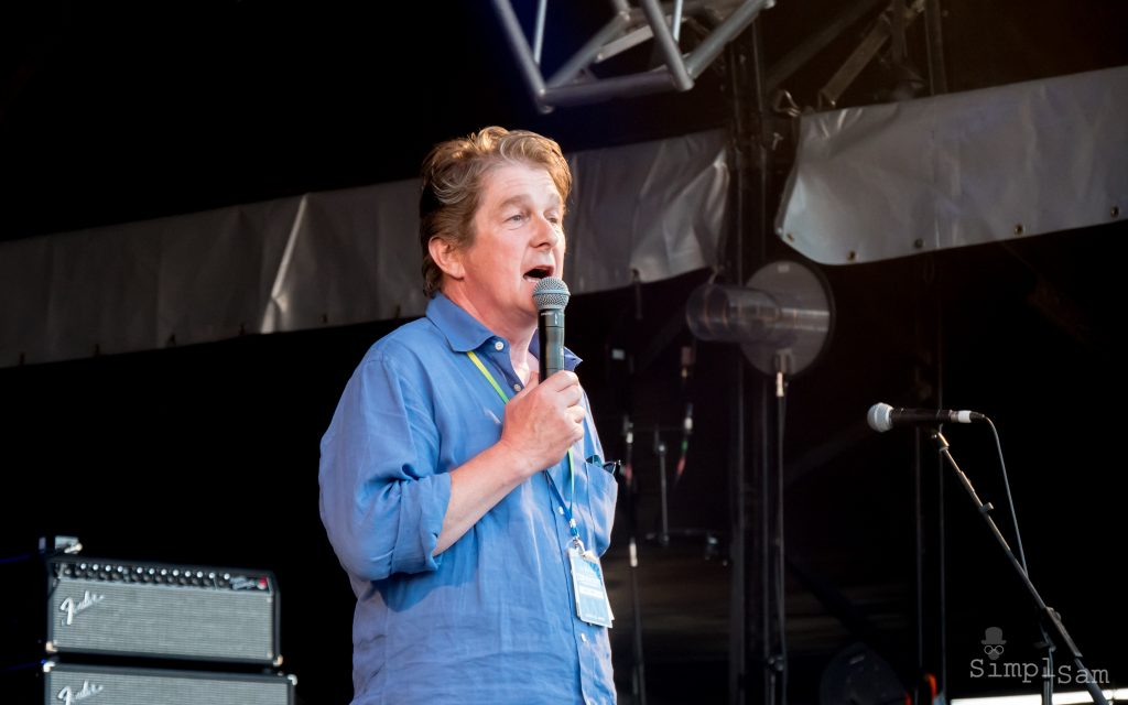 Cornbury 2018 - Hugh Phillimore