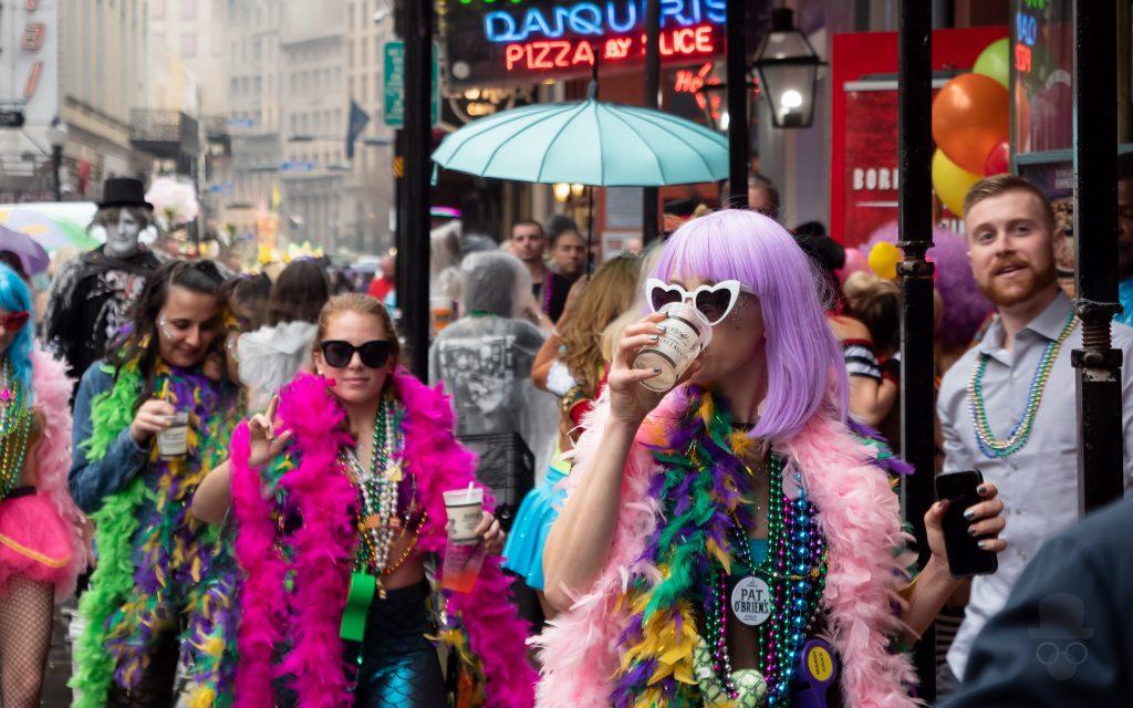 Mardi Gras 2019 - New Orleans