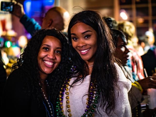 New Orleans Mardi Gras 2019