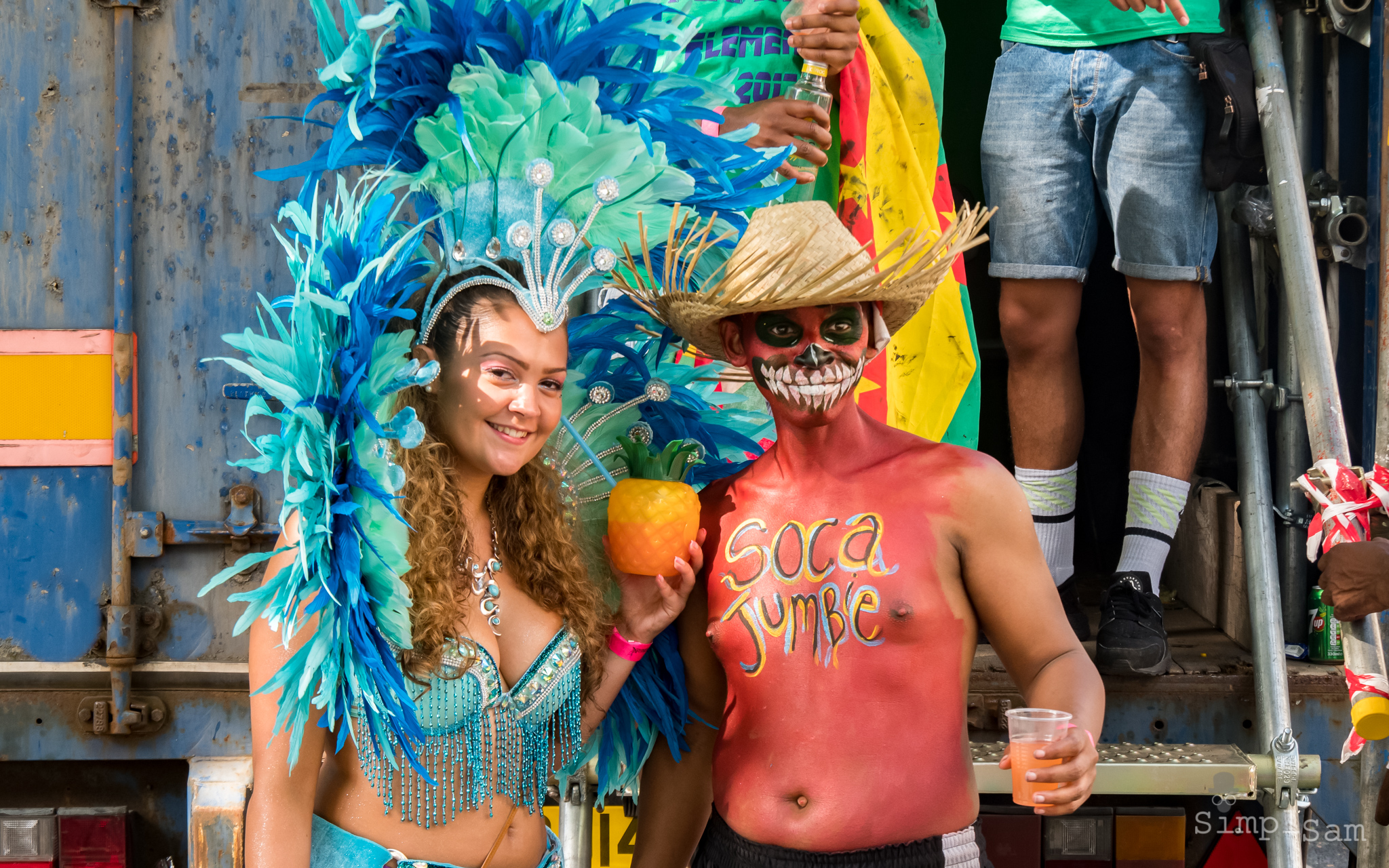 Notting Hill Carnival 2017 - Soca Jumbie