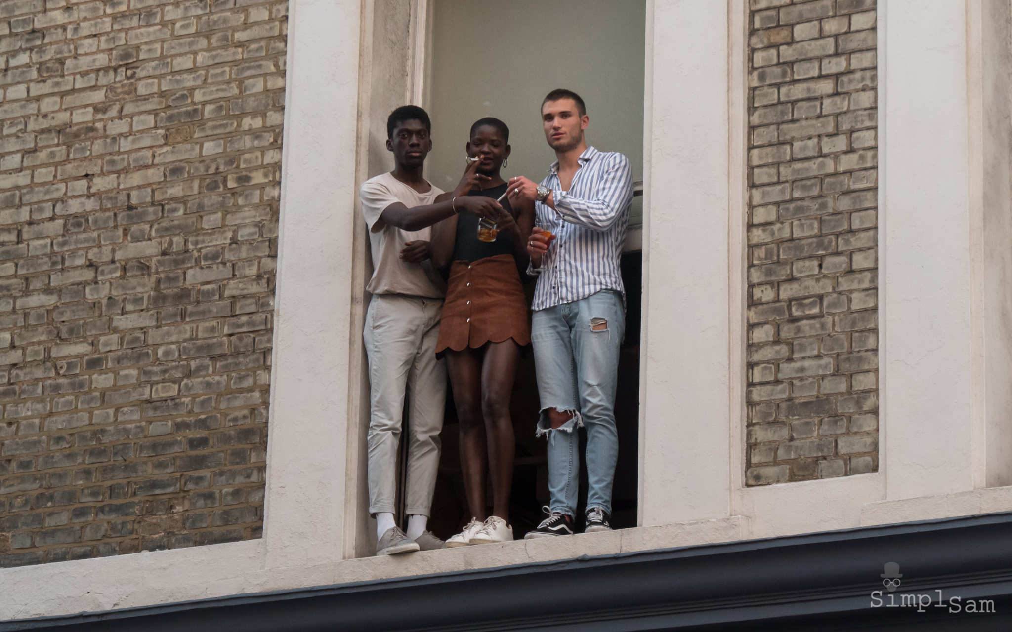 Notting Hill Carnival 2017 - Ledge 'ends