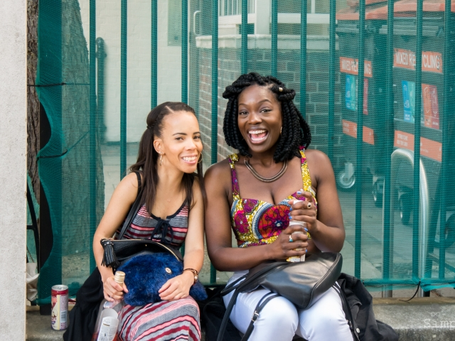 Notting Hill Carnival 2016 - Friends say Hi