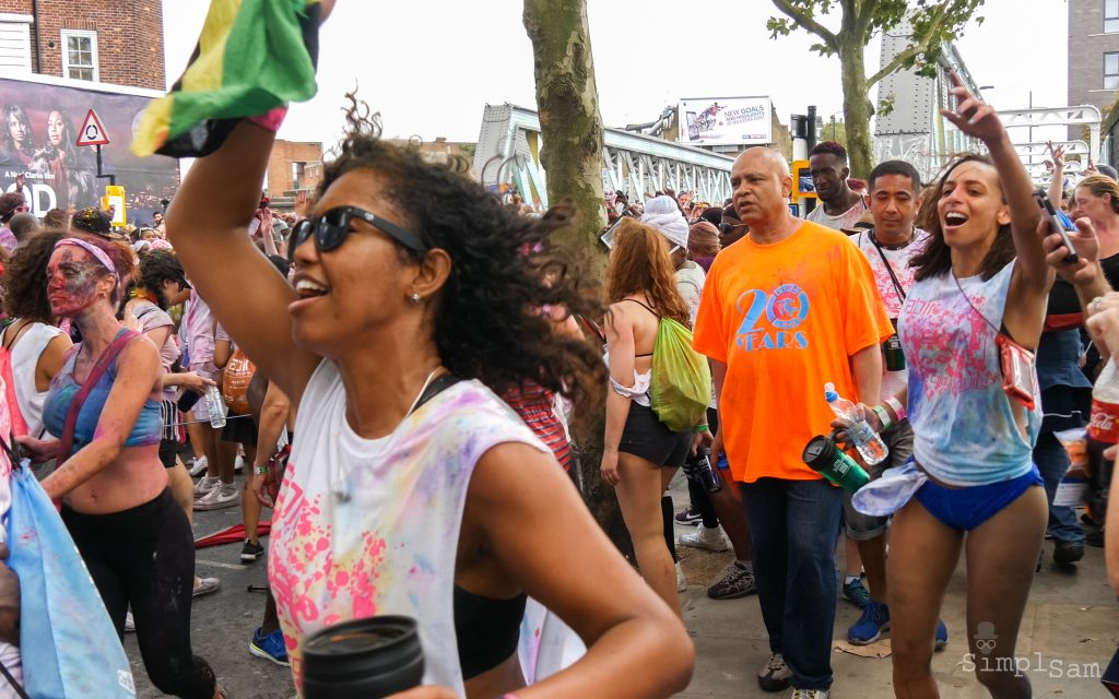 Notting Hill Carnival 2016 - Jump n Dance