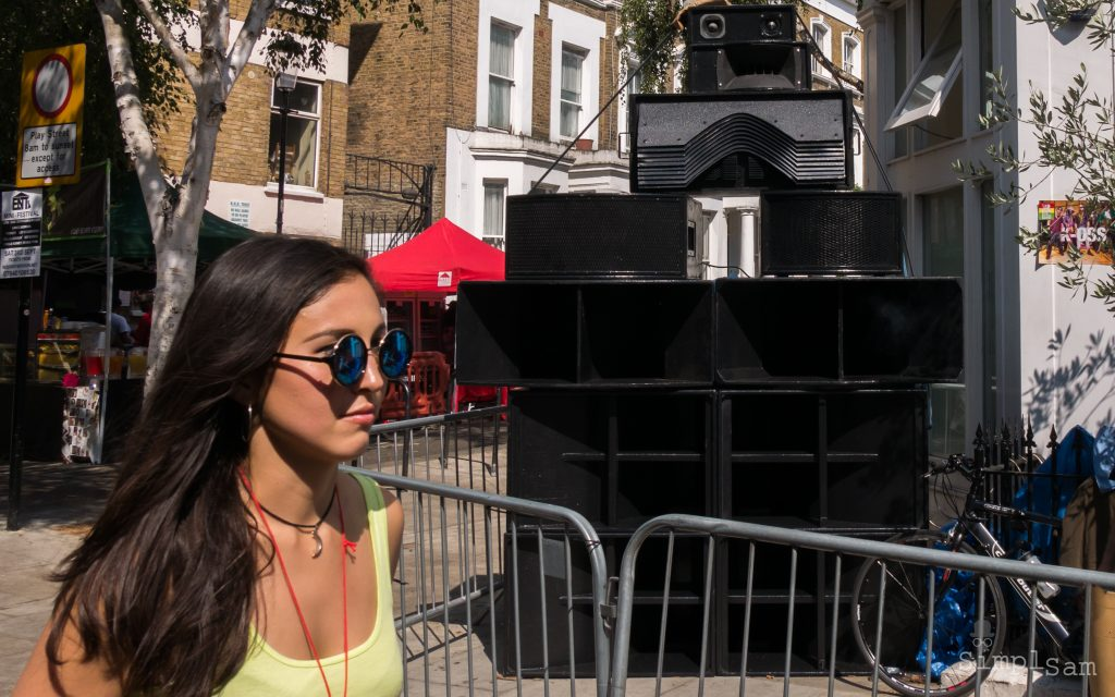 Notting Hill Carnival 2016 - Sounding Out
