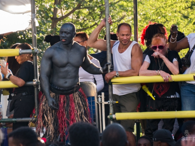 Notting Hill Carnival 2016 - The Beast