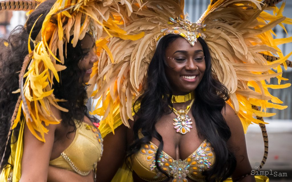 Notting Hill Carnival 2016 - Warm Smiles
