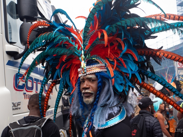 Notting Hill Carnival 2018 - Carnival  King