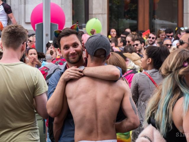 Pride London 2018