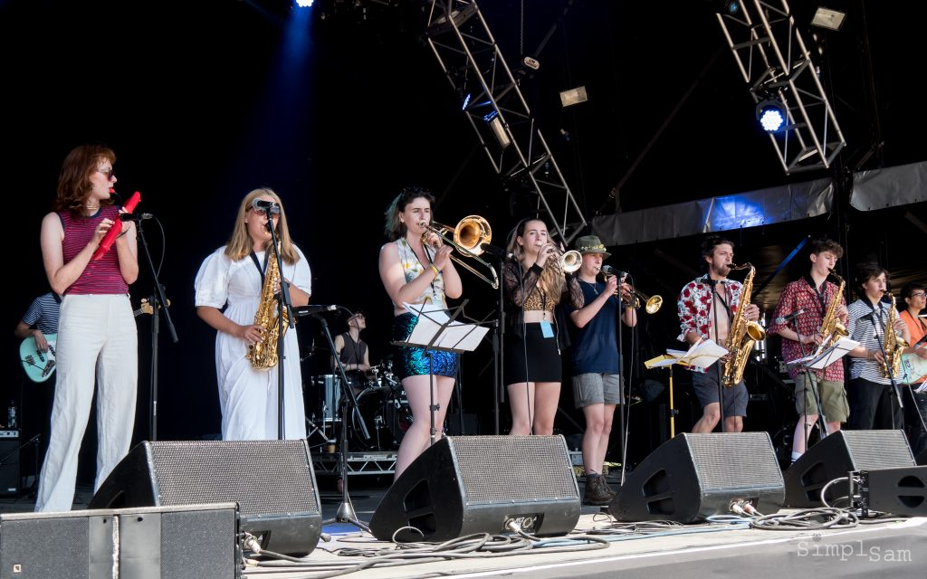 Cornbury 2018 - The Mighty John Street Ska Orchestra