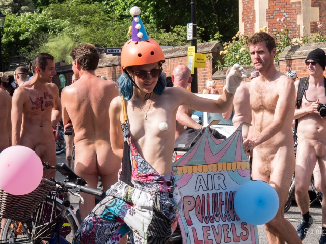 WNBR 2017 - Air Pollution