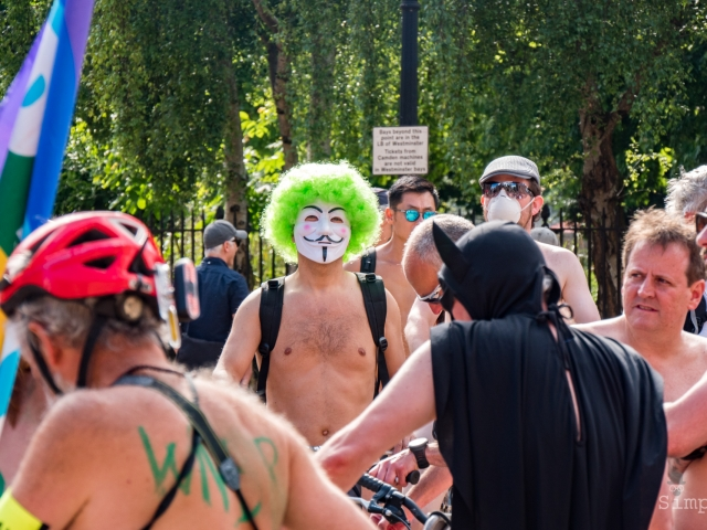 WNBR 2017 - Anonymous