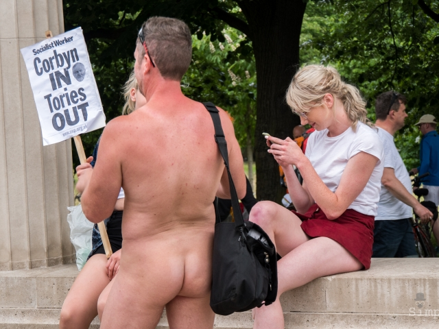 WNBR 2017 - Socialist Worker, Corbyn In / Tories Out