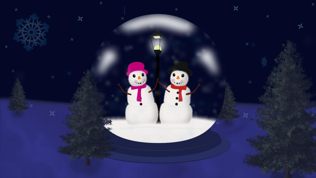 Jingle Bells - bye bye