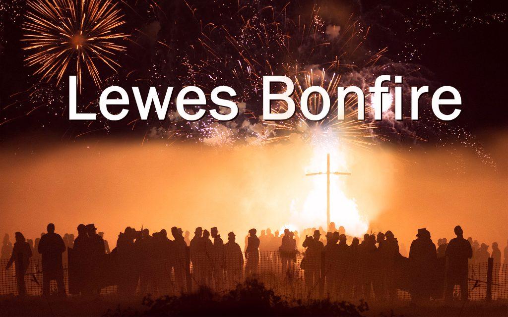 Lewes Bonfire Montage