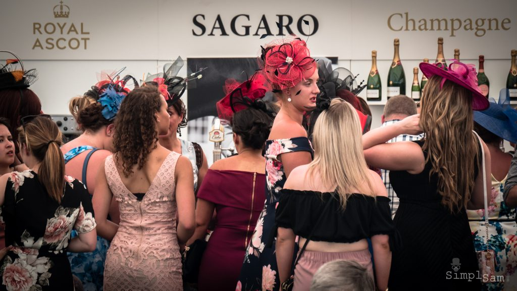 Royal Ascot - Ladies @ Sagaro