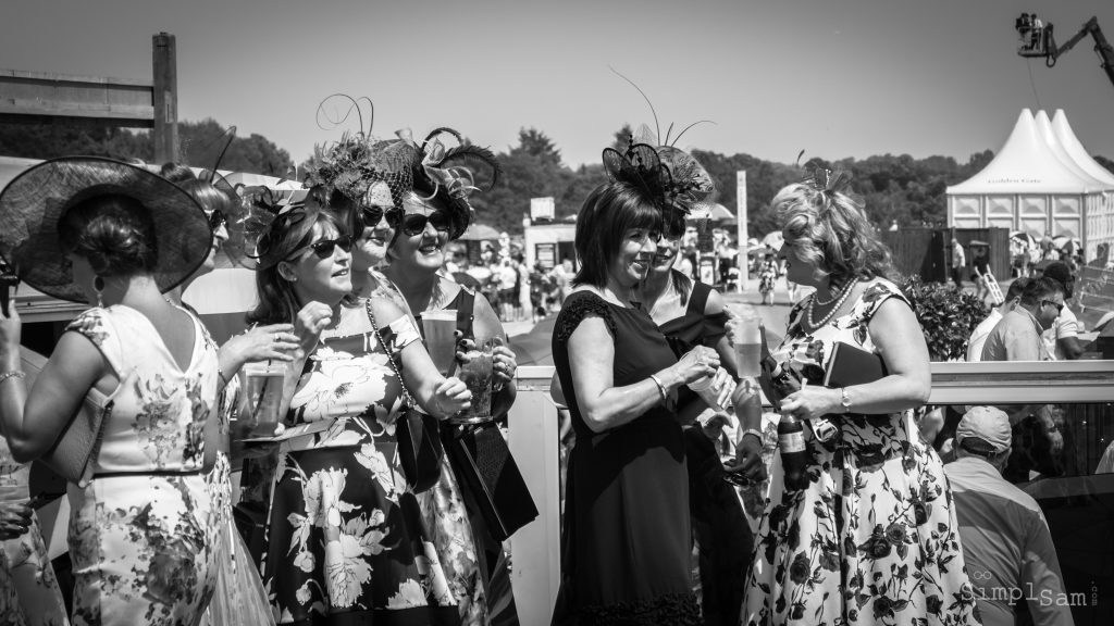 Royal Ascot - Ladies from yesteryear