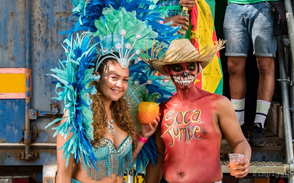 Notting Hill Carnival 2017- Soca Jumbie